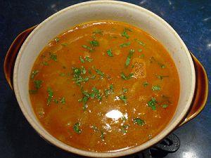 Recette Soupe aux oignons