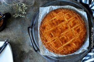Recette Gâteau au beurre Hollandais, Le Boterkoek