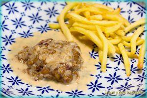Recette Filet mignon au reblochon #cookeo