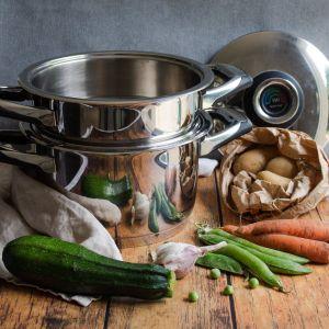 Recette L'Ecovitam et la cuisson douce