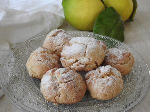 Recette Crinkles au citron et à l'amande sans gluten et sans lactose