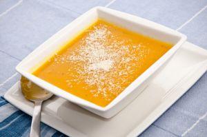 Recette Soupe au potiron facile