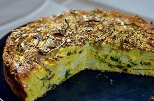 Recette Gâteau de chou-fleur