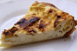 Recette Quiche au fromage