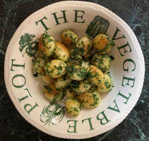 Recette Werner's potatoes