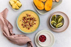Recette Smoothie aux fruits tropicaux (vegan)