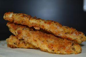Recette Nuggets de poulet au cajun