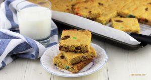 Recette Biscuit géant choco-friandises