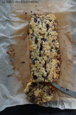 Recette CAKE Banane Chocolat Gingembre