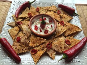 Recette Chips tortillas