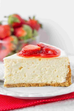 Recette Cheesecake New-Yorkais au Thermomix