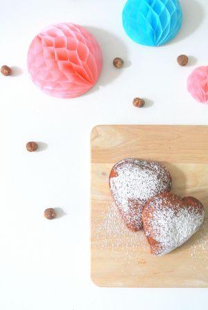 Recette Beignets fourrés à la pâte à tartiner maison