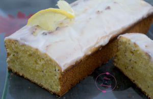 Recette Cake au citron et graines de chia