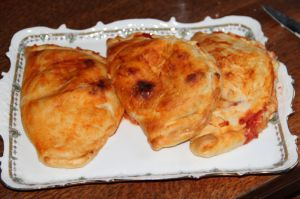 Recette Calzone napolitain