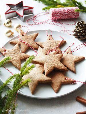 Recette Biscuits de Noël à l'orange et gingembre