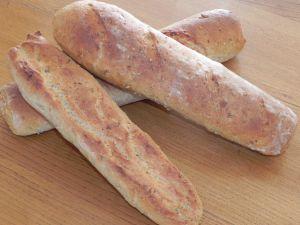 Recette Baguettes