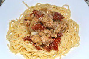Recette Rouelle de porc à l'italienne