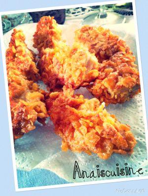 Recette Nuggets maison, délicieux !!
