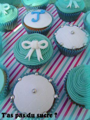Recette Cupcakes aux chamallows