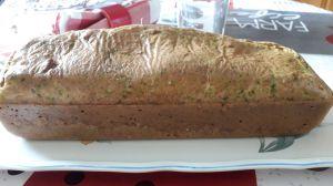 Recette Cake aux épinards et au boursin