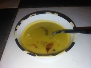 Recette Soup maker : une soupe courge et courgettes