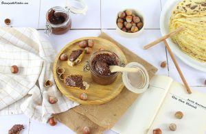 Recette Pâte à Tartiner Maison Choco Noisettes