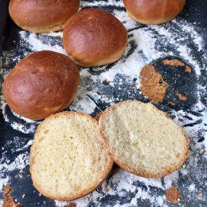 Recette Petits pains ou pain au mascarpone