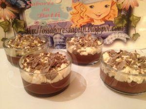 Recette Cuajada de Chocolate / Cuajada au Chocolat