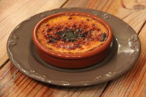 Recette Crème brûlée aux fèves de Tonka