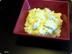 Recette Sauté de poulet aux poireaux sauce boursin cuisine échalote/ciboulette