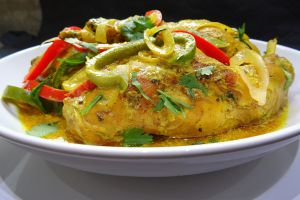 Recette Lapin au curry