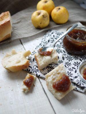 Recette Pâte à tartiner aux pommes