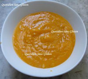 Recette Soupe aux légumes