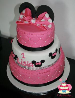 Recette Gâteau Minnie