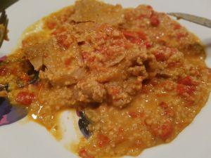 Recette Curry de filet mignon