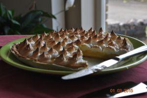 Recette Tarte au citron meringuée #2