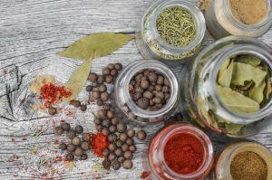 Recette L'utilisation des épices à bon escient
