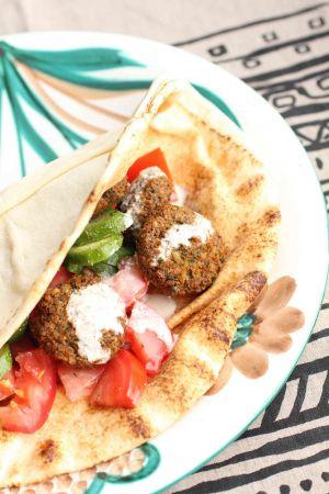 Recette Taamia: falafels de fèves comme en Egypte