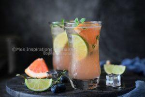 Recette Mocktail : cocktail tendance 2019