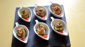 Recette Courgettes et jambon