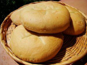 Recette Faire des petits pains aux aubergines (facile) la cachina