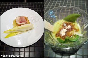 Recette Dégustation par le chef sébastien bras [#gastronomie #paris #food #madeinfrance]