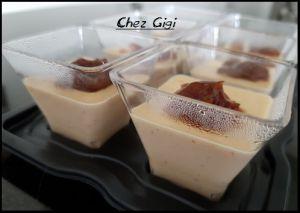 Recette Panna Cotta Foie gras