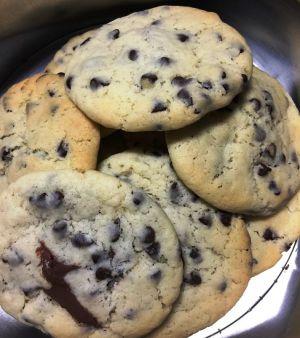 Recette Cookies nutella