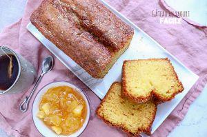 Recette Gâteau au yaourt facile
