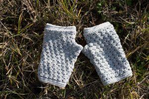 Recette – DIY – De jolies mitaines au crochet