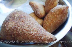 Recette Pain kabyle matlouh frit , Thamthounte