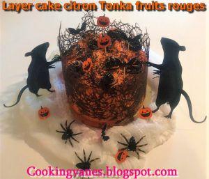 Recette Idées recettes pour Halloween