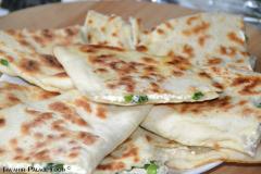 Recette Peynirli Gözleme  (pain Gözleme au fromage turque)