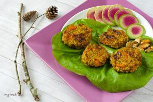 Recette Galettes de quinoa (vegan)